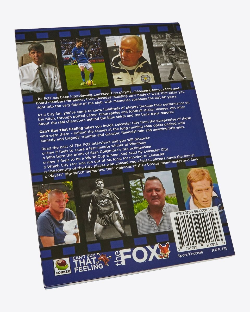 154c9b2a0634 LCFC Can t Buy That Feeling Book