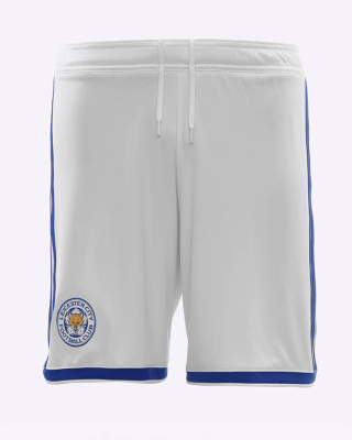 Adidas Child's White Away Shorts