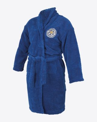 Leicester City Kids Dressing Gown