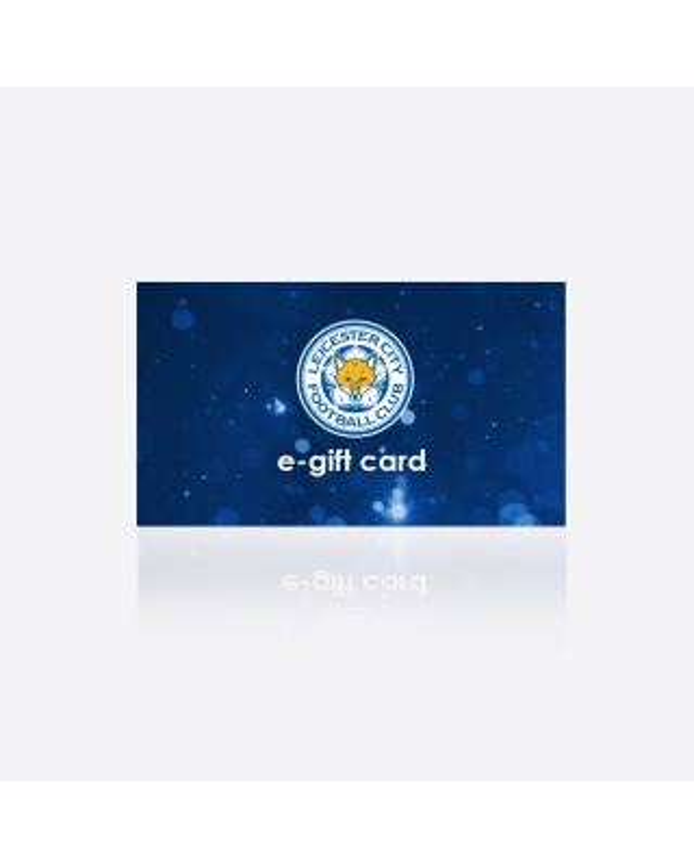 Retail E-Gift Card