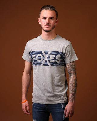 Leicester City Mens Foxes Tee