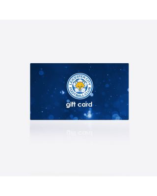Leicester City Gift Card