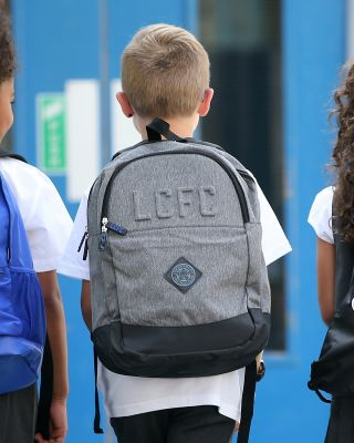 Leicester City Grey Backpack