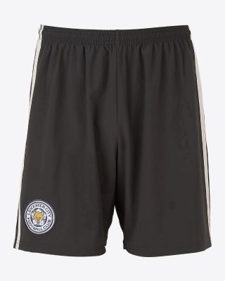 Adidas Child's Goalkeeper Shorts Dark Grey