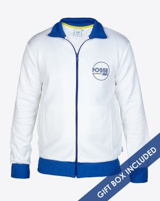 Leicester City Retro Track Jacket Fosse 1884