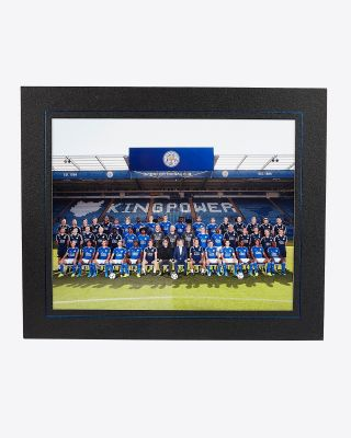 Leicester City Official 2019/20 Squad Photo