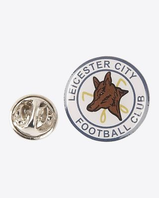 Leicester City 1973 Pin Badge