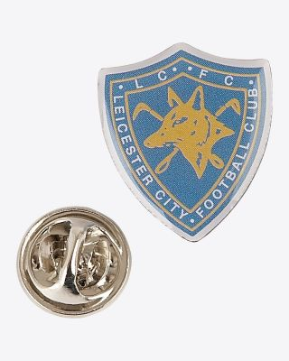 Leicester City 1979 Pin Badge