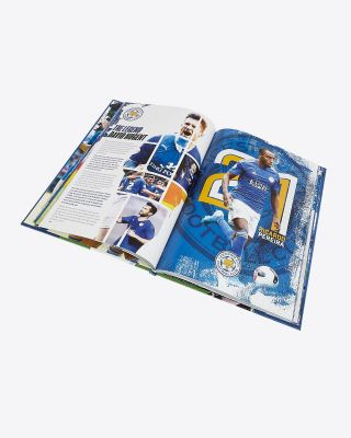 Leicester City Official 2020 Annual