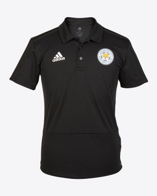 Adidas Adult's Training Polo - Black