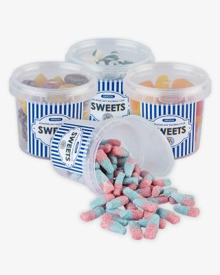 Leicester City Sweet Tub - Assorted