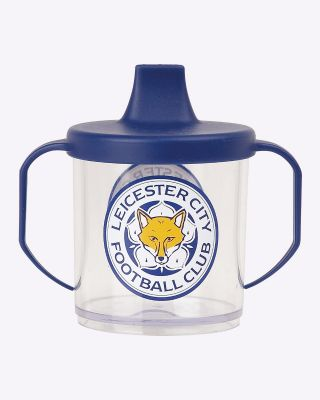 Leicester City Baby Trainer Mug
