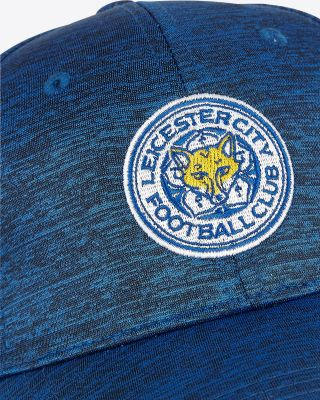 Leicester City Fleck Blue Cap