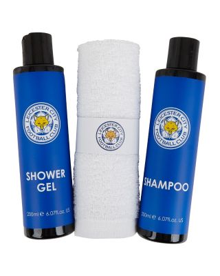 Leicester City Bath Gift Set