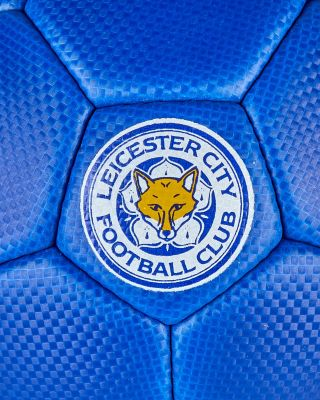 Leicester City Size 5 Soft Touch Football