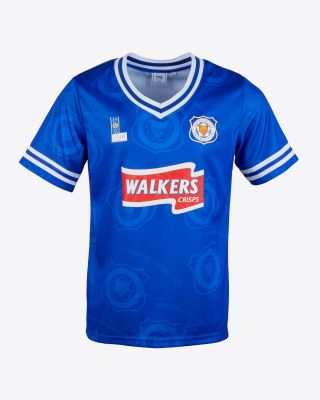 Leicester City Retro Shirt 1996/98 Home
