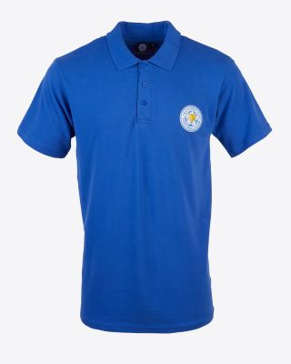 Leicester City Classic Polo Royal