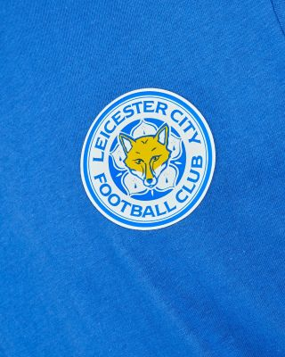Leicester City Classic Tee Royal