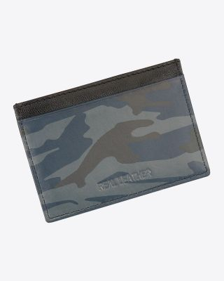 Leicester City Camo Card Holder