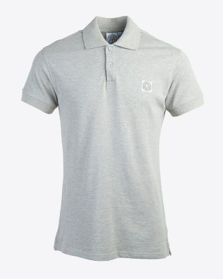 Leicester City Mens Square Crest Polo