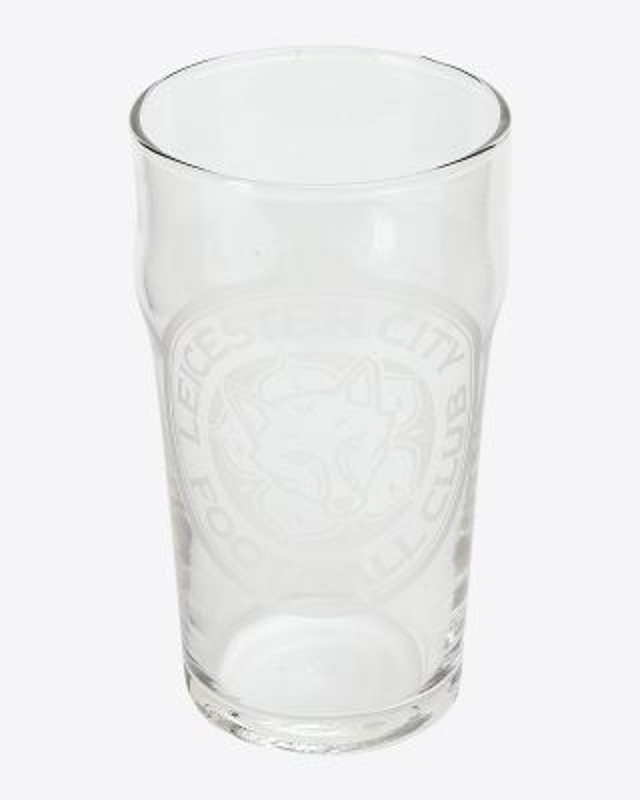 LCFC Pint Glass
