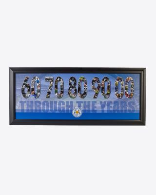 LCFC Decades Panoramic Frame