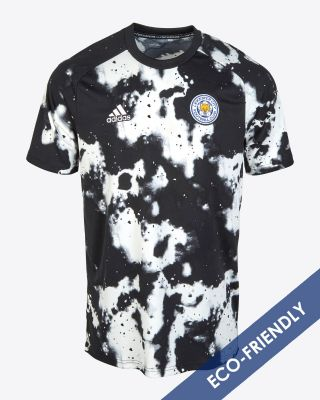 2019/20 adidas Leicester City Adult Parley SS Jersey