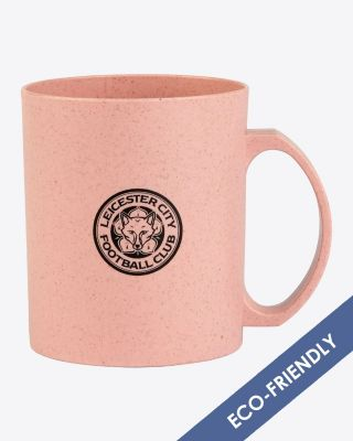 Leicester City Pink Eco Mug