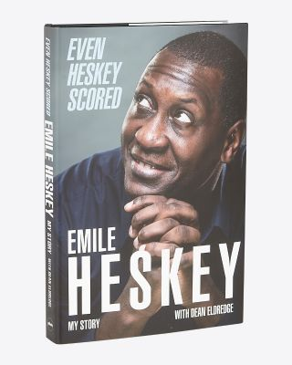 Even Heskey Scored Book