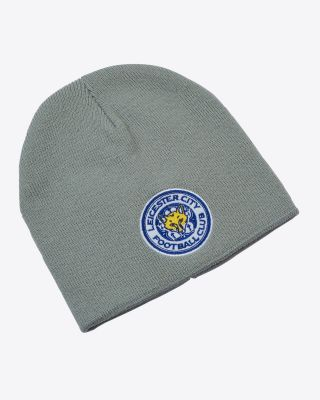 Leicester City Grey Essential Beanie