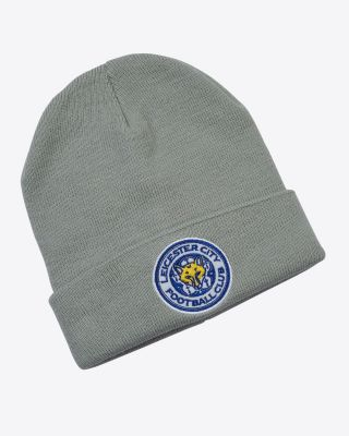 Leicester City Grey Essential Bronx Hat