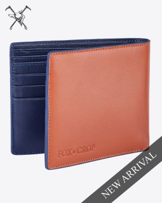 Fox & Crop Wallet