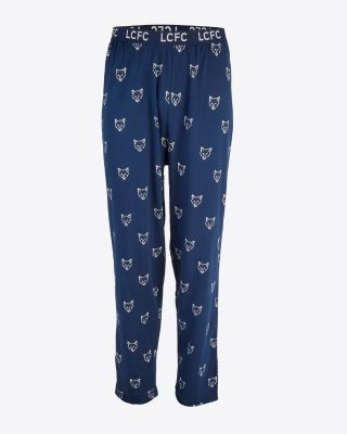 Leicester City Mens Pyjamas Bottoms