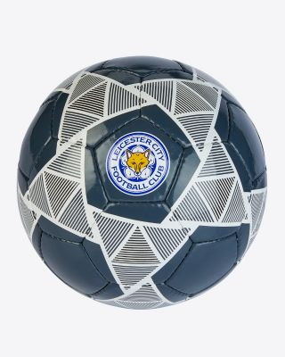 Leicester City Size 5 Away Kit Ball