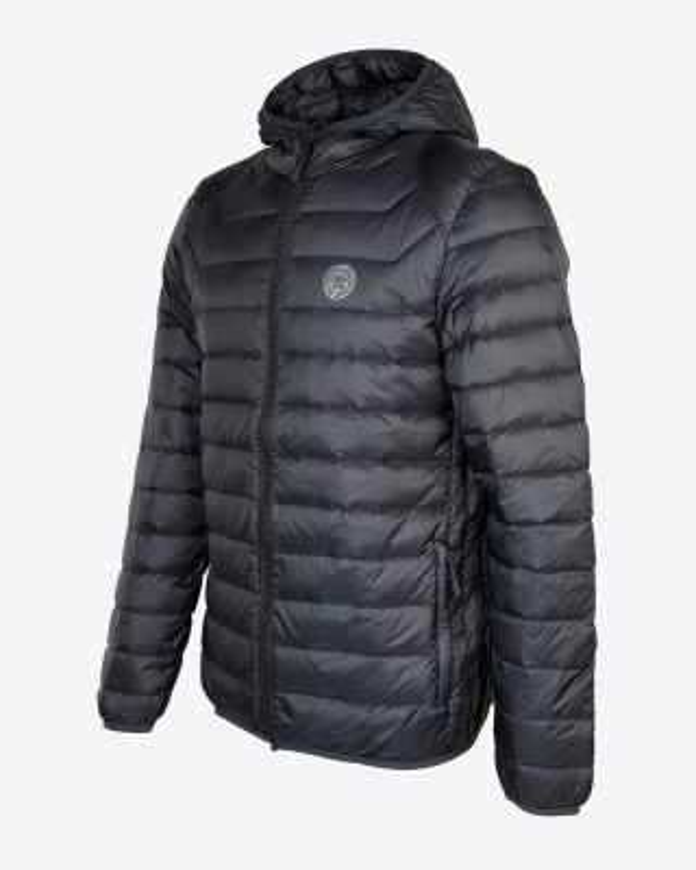 Leicester City Mens UDL Hooded Jacket