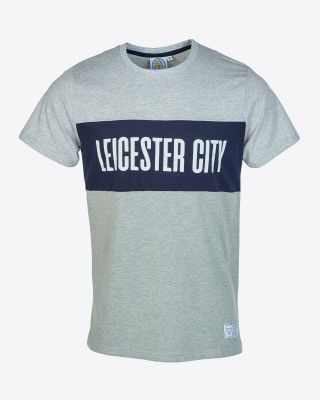 Leicester City Mens Fox Head Tee