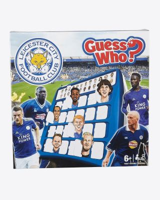 Leicester City Guess Who