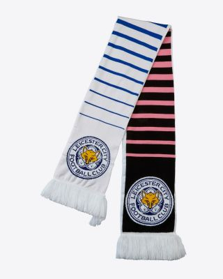 Leicester City Home & Away Scarf
