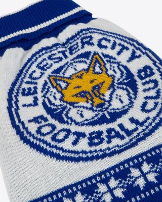 Leicester City Hot Water Bottle & Cover