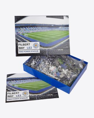 Leicester City 500 Piece Jigsaw