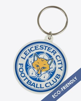 Leicester City Eco Keyring