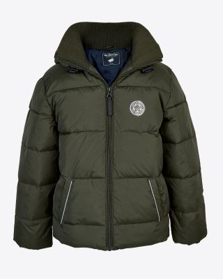 Leicester City Kids Khaki Jacket