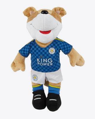 "Leicester City 16"" Home Kit Mascot"
