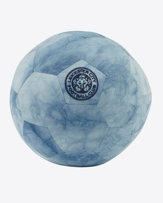 Leicester City Blue Plush Ball