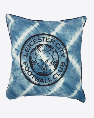 Leicester City Tie Dye Cushion