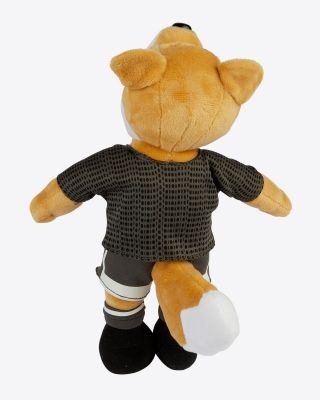 "Leicester City 10"" Grey Away Kit Mascot"