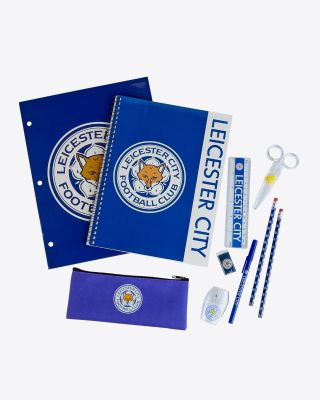 Leicester City Mega Stationery Set