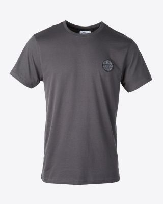 Leicester City Mens Tonal Crest Tee