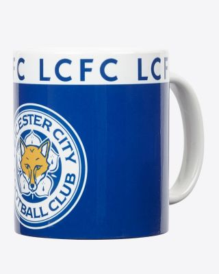Leicester City Essential Crest Mug