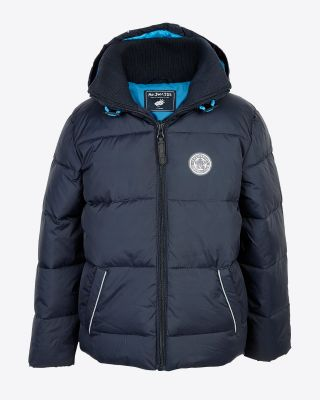 Leicester City Kids Navy Jacket